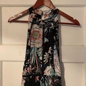 Jaase Halter Dress, size L